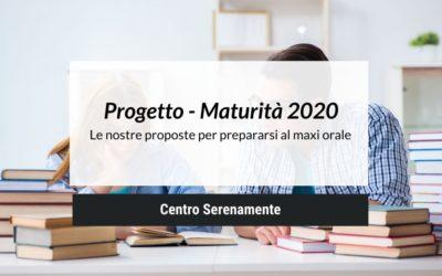 Progetto – Maturità 2020