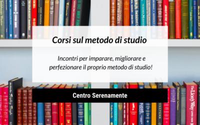 METODO DI STUDIO EFFICACE: ISTRUZIONI PER L'USO
