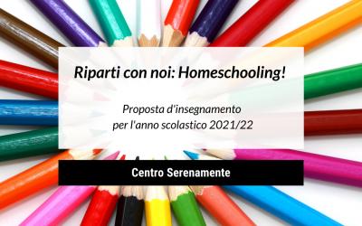 Homeschooling: l'educazione su misura